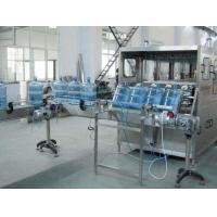 100-5000 BPH Drinking Water Filling Machine Single / Double Nozzle For Pet Bottle Manufactures