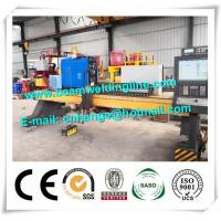 Buy cheap Durable Steel Plate Cutter Machine , Sheet Automated Plasma Cutting Systems from wholesalers