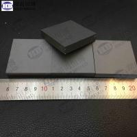 High Ballistic Plate , Hard Body Armor Plates Bulletproof Silicon Carbide Manufactures