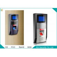 Quality Vandal-proof TCP IP Door Access Controller And Time Attendance System Keypad for sale