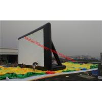 used inflatable movie screen Outdoor Inflatable Movie Screen / Projection Screen Manufactures