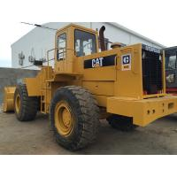 Front Loader Used Caterpillar 950E Wheel Loader Weight 13856kg & 3m3 Bucket Manufactures