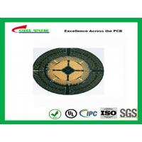 10 Layer FR4 3.0mm Plating Gold Impedance Control Quick Turn PCB Prototypes HDI PCB Manufactures