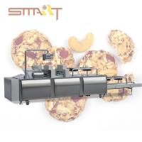 Quality Disc Shape Cereal Bar Forming Machine , Automation Cereal Bar Equipment for sale