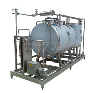 Split Type  Pharmaceutical  Dairy Industry Cip Cleaning Solution With Frame Support Manufactures