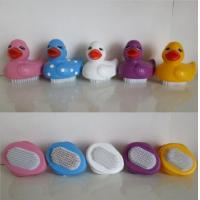 Quality Vinyl Baby Bath Shower Toy With Toothbrush Holder / Tumbler / Soap Dish for sale