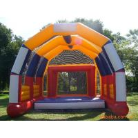 Quality Colorful 0.55mm PVC Tarpaulin Inflatable Party Tent For Display / Playing Center for sale