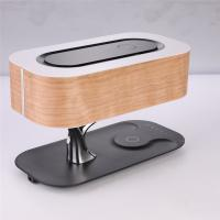 Five grade brightness warm white night mode Wireless Charger bluetooth  LED Desk Lamp Manufactures