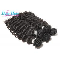 Unprocessed Virgin Hair Indian Human Hair Can Be Dyed Permed Manufactures