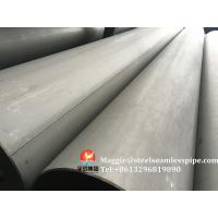 Stainless Steel Welded Pipes ASTM A312 TP304 TP304L TP304H TP321 TP316L ASTM A790 S31803, SCH10, SCH40,6M 11.8M Manufactures