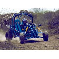 Chain Drive 150cc EEC Go Kart With Two Seats And Four Wheelers Manufactures