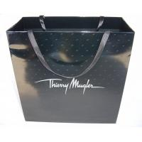 Luxury 100 gsm , 125 gsm kraft Printing paper carrier bags 01for shoping  Manufactures