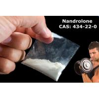 White Nandrolone Steroids Raw Powder Injectable For Muscle Growth , CAS 434-22-0 Manufactures