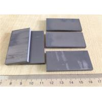 Quality Boron carbide / Silicon carbide ceramic plate for bulletproof for sale