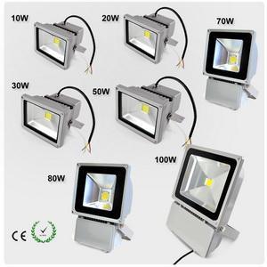 20W LED Flood Lights, Waterproof IP65 for outdoor, Warm White, 3000K,1600lm, 100W Halogen