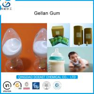 Cream White High Acyl Gellan Gum Powder Food Grade Food Production CAS 71010-52-1 Manufactures