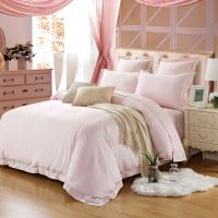 High Density Home Textile Products 100 Cotton Bedding Sets SGS Approval Manufactures