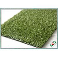 Multi Functional Water - Saving Synthetic Grass For Tennis Courts 10 - 20 Mm Height Manufactures