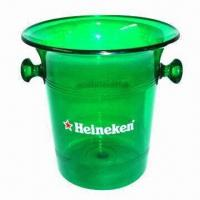 Buy cheap Ice Bucket, Customized Logos and Colors are Accepted from wholesalers