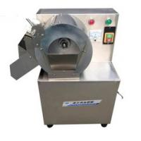 compact yam potato slicer machine MC300 stainless steel 300kg per hour 2-10mm Manufactures