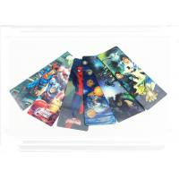 PET / PVC / PP Custom Lenticular Printing With Disney Fama For Movie Manufactures
