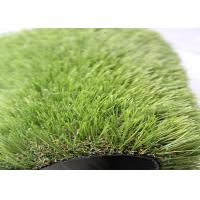 Healthy Stable Outdoor Artificial Grass Carpet , Fake Grass Outdoor Rug Manufactures