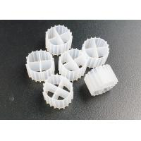 China Eco Friendly Plastic Filter Media For Aquariums Sewage Treatment on sale