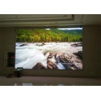 High definition small pitch 3mm led display , P3 indoor led display Manufactures