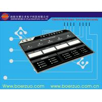 Tactile Metal Dome Backlit Membrane Switch Keyboard For Medical Machine Manufactures