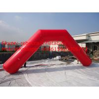 Red color inflatable arch cheap inflatable arch for sale Manufactures