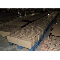 High rate discharge 6v 20ah battery for electrical scale / UPS power Manufactures
