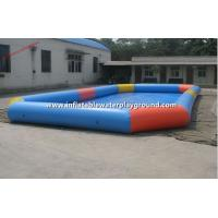 Playground Large Inflatable Swimming Pool For Adults And Children Manufactures