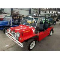 Left / Right Driving Classic Mini Moke Car Gasoline Or Electric Type Street Legal Manufactures