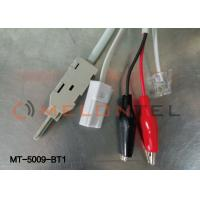 BT Style UK Telephone Test Cable ABS PBT Material With RJ11 6P4C Modular Plug Manufactures