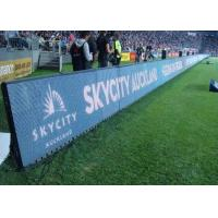 High Contrast Ratio Football Stadium LED Display 360W 1920Hz Refresh Rate Manufactures