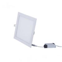 Indoor Energy Saving RGB 80LM/W Square Panel Light Manufactures
