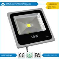 Ultra thin 50w outdoor led flood light, 3 years warranty Manufactures