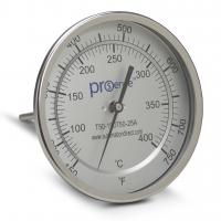 waterproof bimetal dial temperature measurement sensors thermometer hygrometer Manufactures