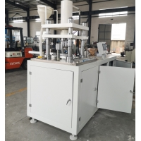 China Customized Mould 25T Hydraulic Tablet Press Machine on sale