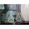 Glass Plant Holders / Glass Plant Terrarium For Indoor Decoration Manufactures