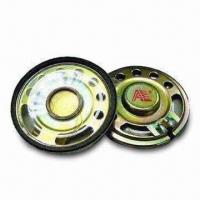 45mm Mylar Speaker, Applicable for Electronic Devices and Telecommunication Manufactures