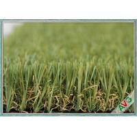 UV Resistant Garden Artificial Grass Turf For Landscaping SGS Approved Manufactures