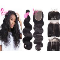 Body Wave Straight Kinky Curly Mink Hair Extensions 8 -30 Length Manufactures