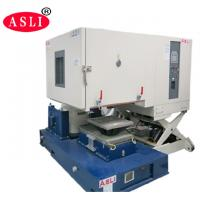 Electrodynamic Shaker With Temperature Humidity Environmental Vibration Test System Manufactures