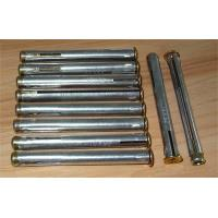 High Strength M34 Steel Door Frame Anchors , Expandable Metal Wall Anchors Manufactures