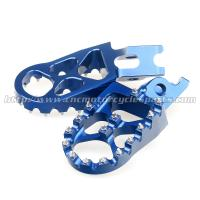 High Performance 57mm Wide Motocross Foot Pegs / Rear Foot Pegs For Dirt Bike Manufactures