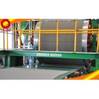 High Efficiency Calcium Silicate Board Production Line Hatchek And Flow On Process Manufactures