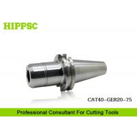 Quality Drill ER Collet CAT 40 Tool Holders With GER Collet For High Speed Machinig for sale