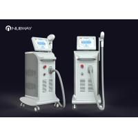 Salon Permanent Hair Removal Laser Machine , Laser Depilation Machine 2500W Manufactures