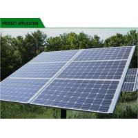 China High Salt Mist Resistant PV Solar Panels High Transmission Tempered Glass on sale